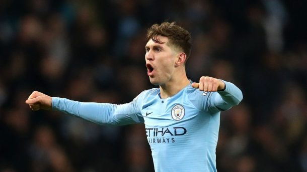 Man City defender, Stones, suffers muscle injury