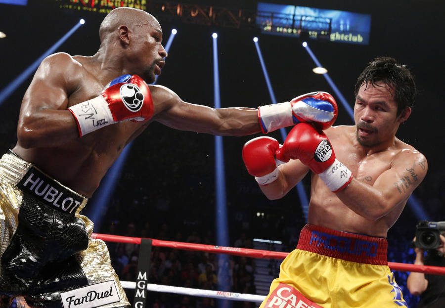 Roach eager for Pacquiao-Mayweather rematch