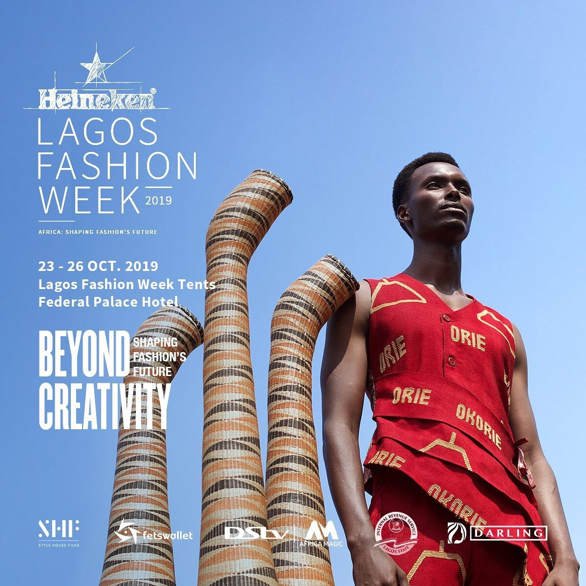 HENEIKEN LAGOS FASHION WEEK 2019