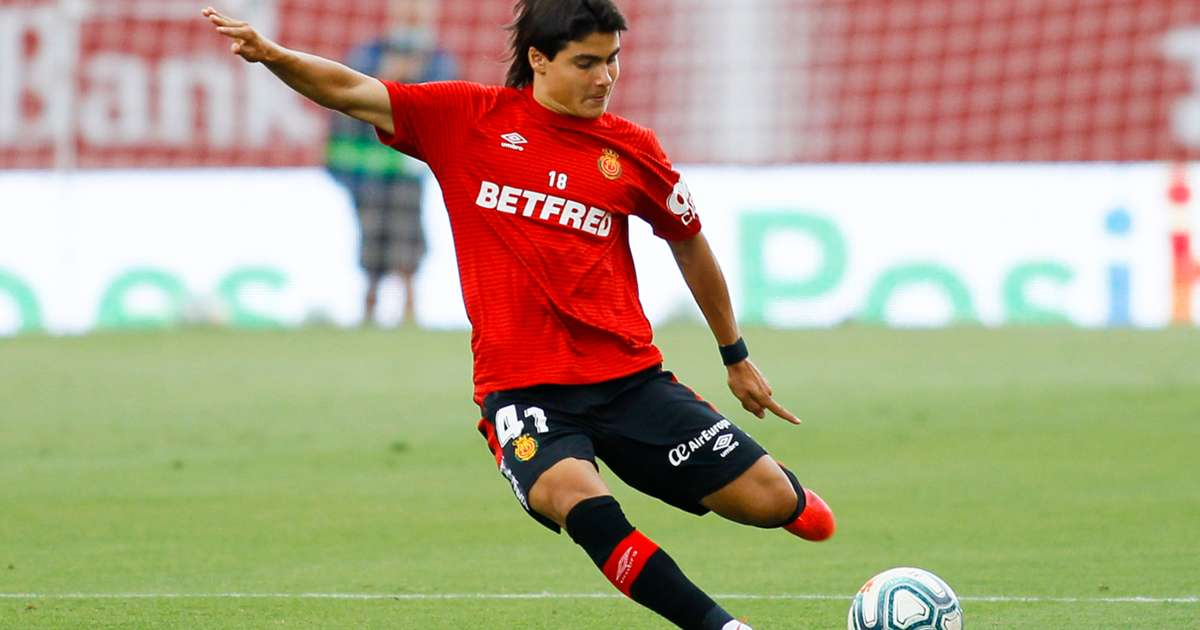 Mallorca Argentine youngster bothered by Messi comparisons