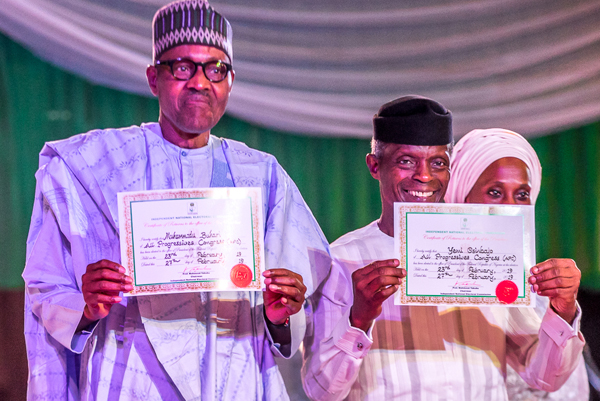 Anti-corruption: Make public your assets, PDP tells Buhari, Osinbajo, others