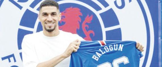Balogun joins Rangers from Wigan Athletic
