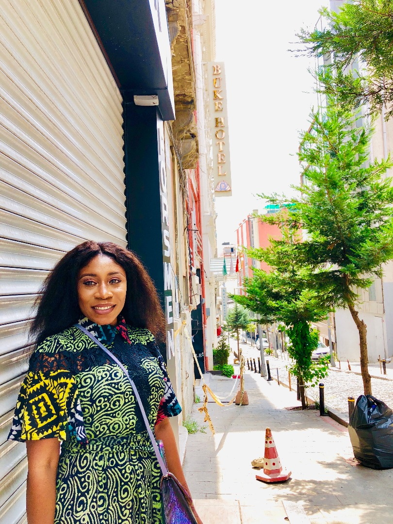 Travel Around the World with KAYLAH  ONIWO