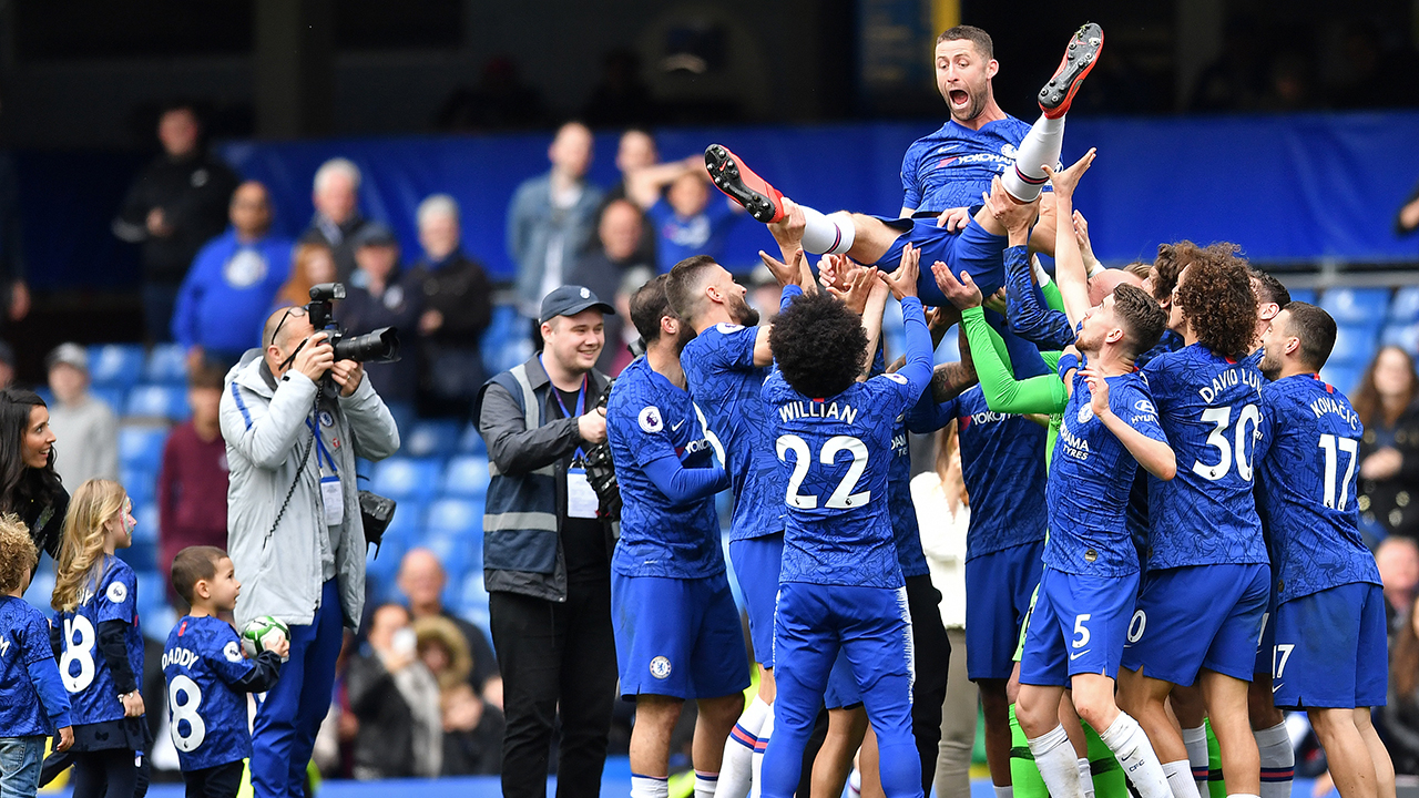 Chelsea qualify for Champions League as Arsenal, Man United flop