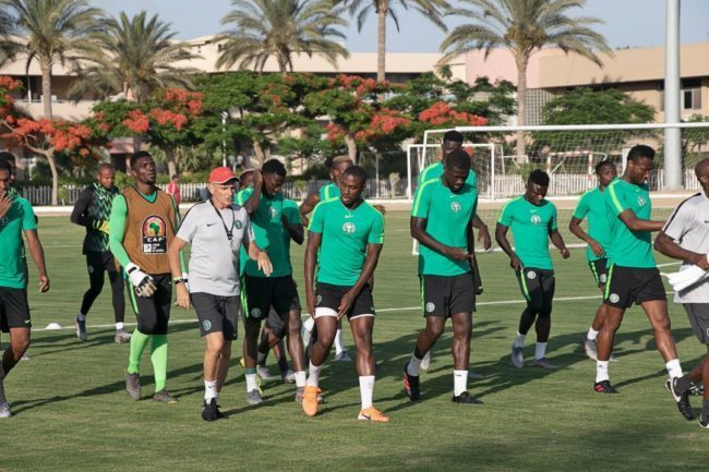 NFF hunts for African opposition, after sealing Eagles vs Brazil