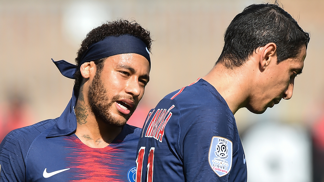 'He made mistake': Brazil coach will talk to Neymar over fan clash