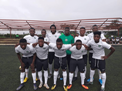Team Nigeria in late gold rush to place 2nd
