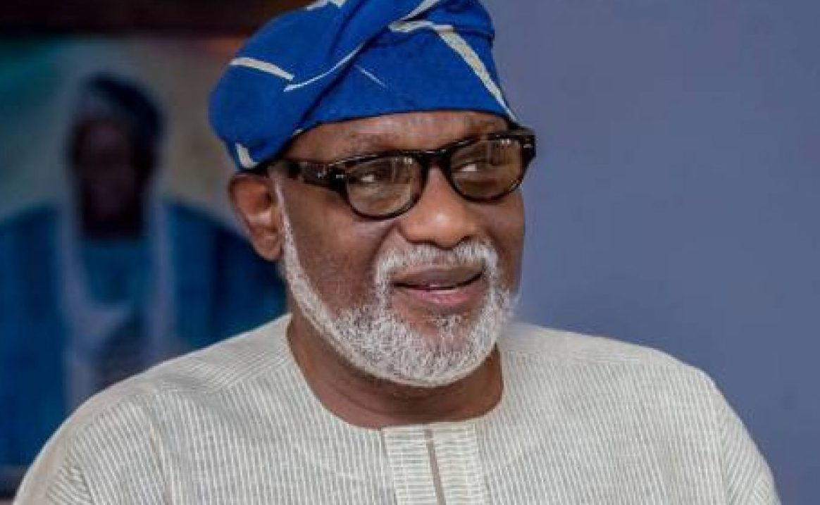 ONDO 2020: Akeredolu bares his fangs