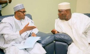 Buhari to tribunal: Atikus petition worthless, meaningless, ungrantable