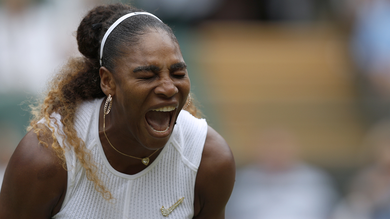 Nadal, Barty, Serena cruise into Wimbledon last 16