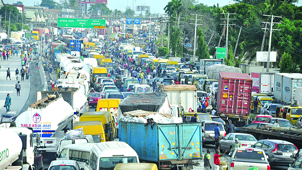 Productivity drops as traffic congestion costs Lagosians N4 trillion yearly