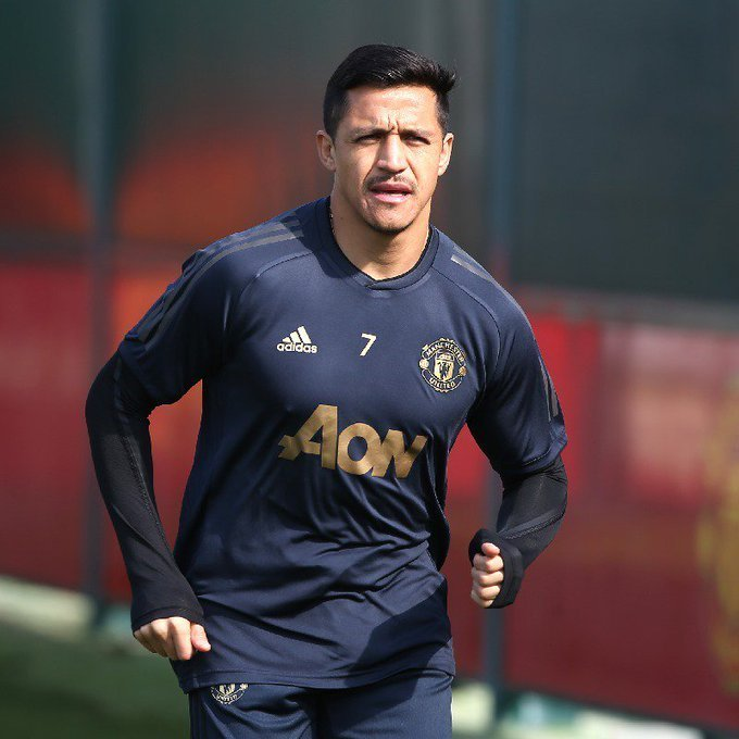 Breaking: From Man Utd, Inter Milan grab Sanchez