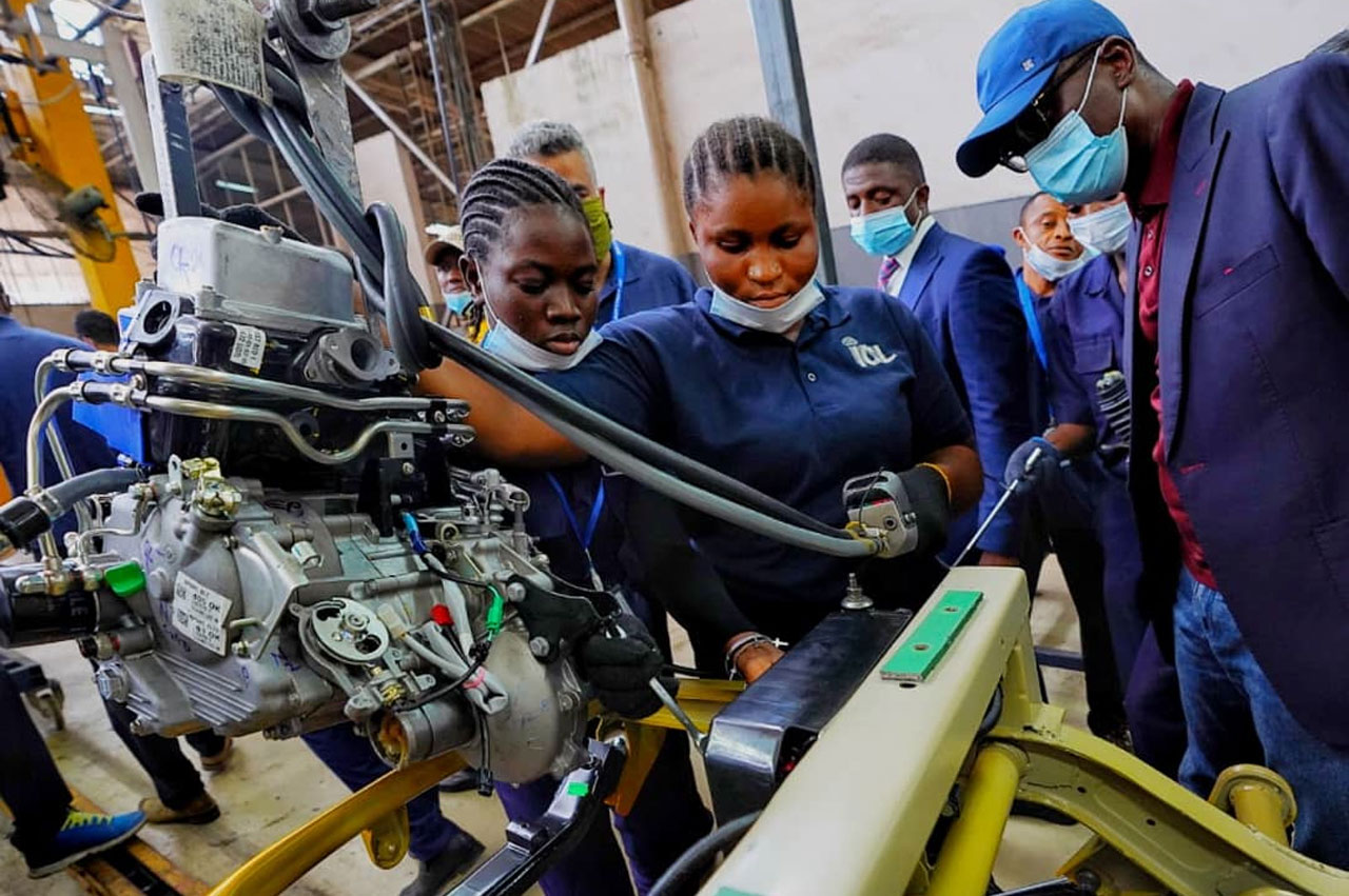 Stallion empowers mechanics, reaffirms commitment to youth development